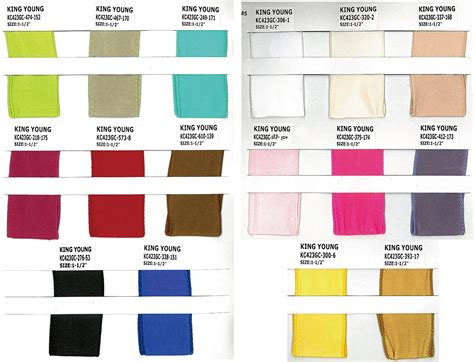 Slit Ribbon slit fabric satin ribbon supply with texture luster and