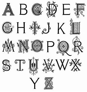 unique alphabet free fonts art pinterest fancy With unusual letters alphabet