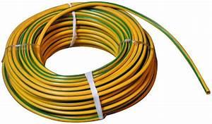 Cable De Terre 25mm2 : cable de terre 35mm2 v j souple x 10m comparer les prix ~ Dailycaller-alerts.com Idées de Décoration