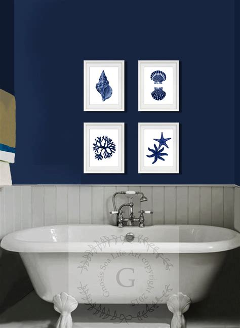 Coastal Wall Decor Navy Blue Wall Art Set Of 4 Beach Decor. Teen Room Decorating Ideas. Furniture For Small Rooms. Soundproof Drum Room. Home Decor Jacksonville Fl. Valentines Decorations. Decorative Mugs. Decorative Signs. Bookcase Room Divider