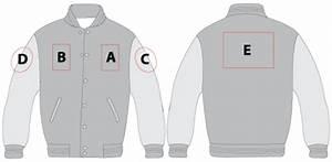 varsity squad design customize your own varsity jacket With customize your own letter jacket