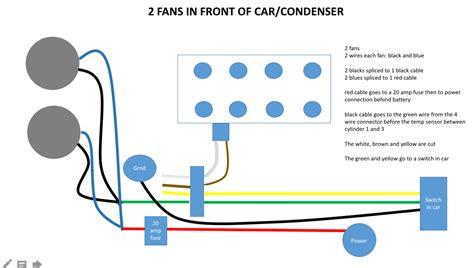 radiator fan diagram corvetteforum chevrolet corvette forum discussion