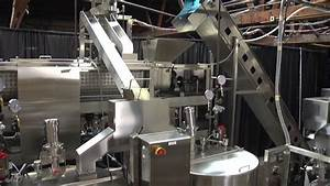 Automated Continuous Caramel Popcorn Production Line - YouTube