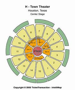 Nationwide Arena Seating Chart View Houston Arena Theatre Seating Chart
