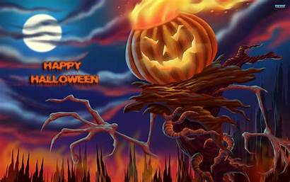 Halloween Happy Scary Wallpapers Positive Vibes Background