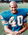 Dick Anderson Signed Photo, Autographed NFL Photos