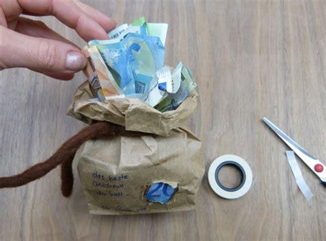 geschenke zum selber basteln geburtstag geldgeschenke geburtstag selber basteln idee trendmarkt24