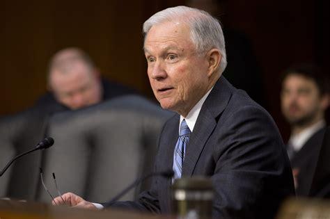 Senate delays Jeff Sessions' AG confirmation vote to Jan. 31