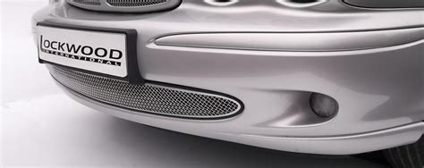 Jaguar X-type Stainless Steel Mesh Grilles, Grill, Grills