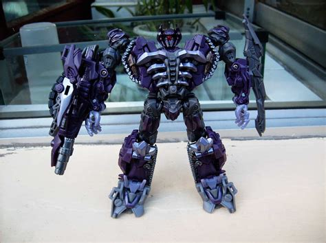 Shockwave Tf3 Dotm Toyline
