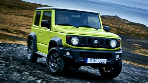 Review Suzuki Jimny by 2019 Suzuki Jimny Review Top Gear