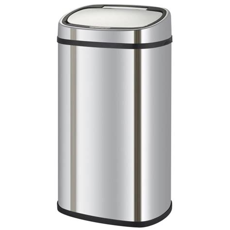 cuisine poubelle kitchen move poubelle de cuisine automatique 58 l achat
