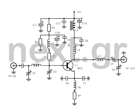 Uhf Linear Amplifier Mhz December