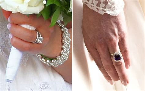 princess madeleine of sweden engagement ring and catherine s engagement ring royal wedding