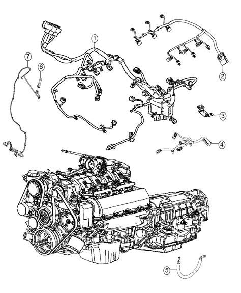 Chrysler Engine Knock Sensor Wiring Diagram by 2017 Chrysler Pacifica Wiring Jumper Sensor Knock
