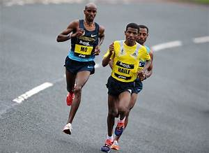 Haile Gebrselassie Photos Photos - The Great North Run ...