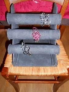 diy fabriquez un porte bijoux avec des rouleaux en With fabriquer un porte bijoux en carton