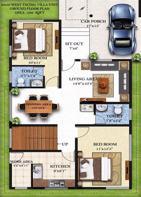 house plan lovely duplex plans south facing