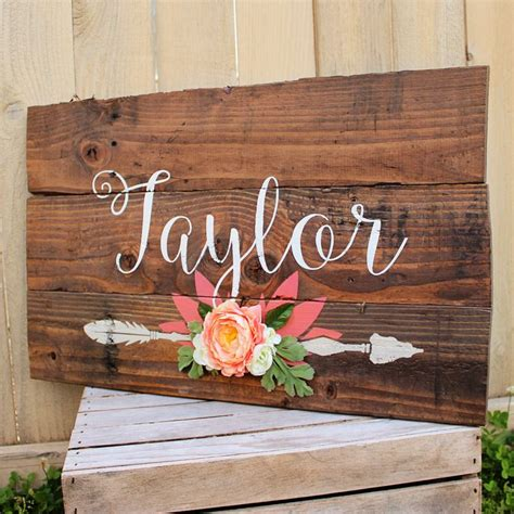 images  baby  pinterest signs rustic