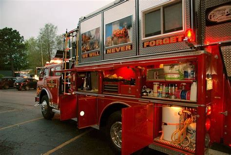 tribute    fire truck rv roadworthy memorial