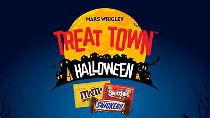 Mars Wrigley App Trick Treat Halloween Candy