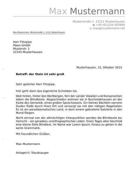 Letter Template Germany 5 Reasons Why People Like Letter Template Germany - AH – STUDIO Blog
