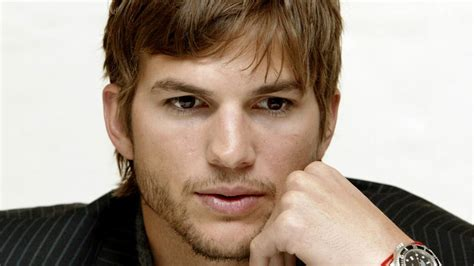 Haired Actors by Wallpaper 1920x1080 Ashton Kutcher Haired