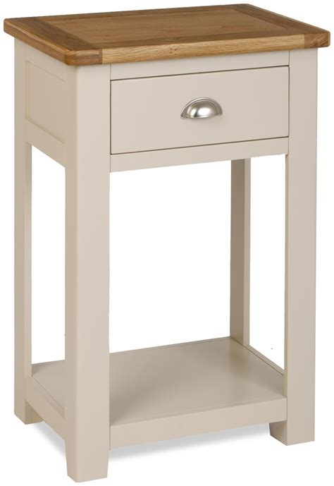 small painted console table tynedale stone grey painted small console table oak world
