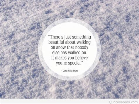 day  snow winter quotes images  wallpapers