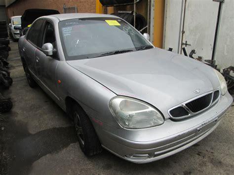 » Daewoo Nubira Ii Sedan 2.0i -a- Silver. Nubira Second