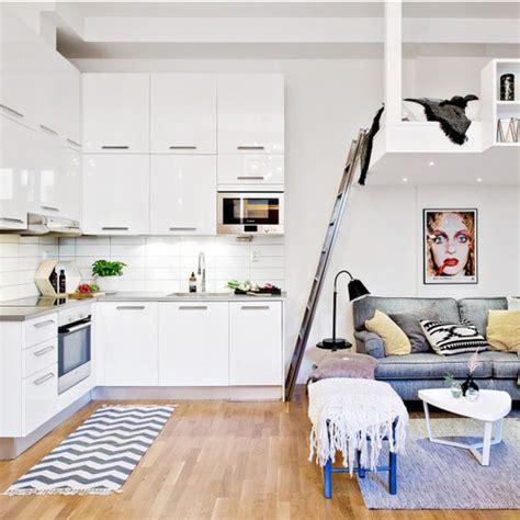 creer une cuisine dans un petit espace aménagement petit espace nos 7 conseils ooreka