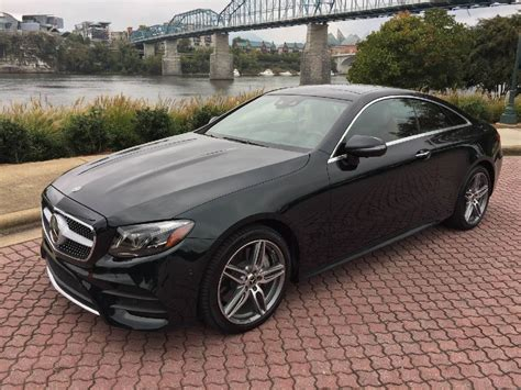 We get to find out straight from people within. Test Drive: 2018 Mercedes-Benz E400 coupe exudes refinement   Chattanooga Times Free Press