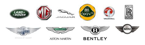 Ten British Car Brands And Who Owns Them Appreciating