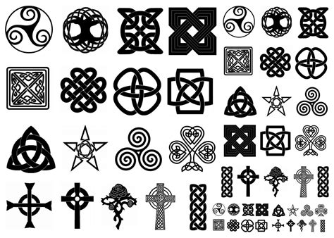 5 Ancient Celtic Symbols And Their Meanings.