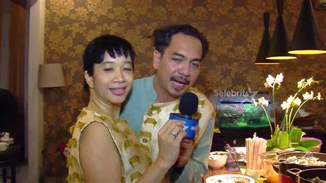 Indra Birowo Habiskan Waktu Lebaran Bersama Keluarga