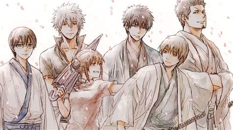 gintama hd wallpaper background image  id