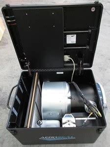 aeroseal euroseal duct sealing system kits