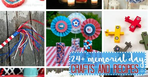 memorial day crafts  collection   memorial day