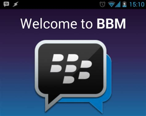bbm for android available for on play store