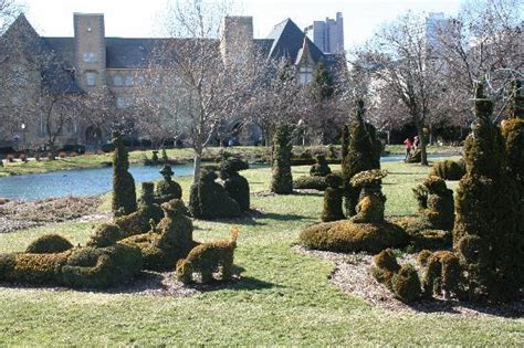 The Garden Columbus Ohio by Topiary Garden Columbus All You Need To Before