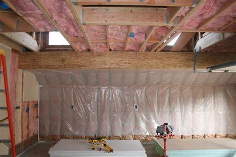 Garage   Rafters Upgrade   Architecture & Design
