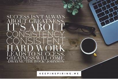 Hard Success Quotes Motivational Motivation Consistency Greatness