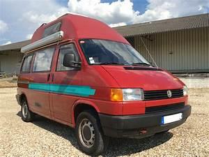 Vw Camping Car : carthago malibu occasion porteur autres volkswagen t4 2 4 d camping car vendre en eure 27 ~ Medecine-chirurgie-esthetiques.com Avis de Voitures