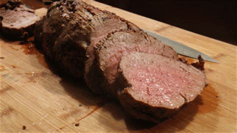 how to cook a beef tenderloin how to cook beef tenderloin no recipe required
