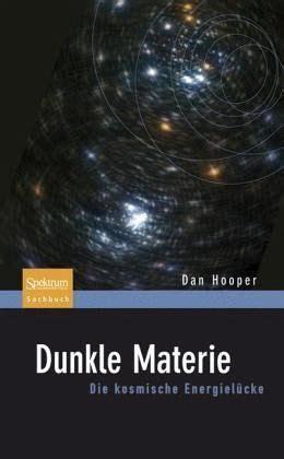 dunkle materie von  hooper fachbuch buecherde