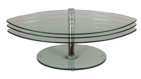 canapé convertible en u table basse en verre pétale 3 plateaux table basse verre