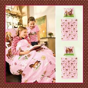 Pferde Bettwäsche Baumwolle : pferdebettw sche pferde bettw sche pferdefreunde rosa 135x200 ebay ~ Markanthonyermac.com Haus und Dekorationen