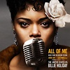 """ANDRA DAY STUNS ON COVER OF BILLIE HOLIDAY'S """"ALL OF ME ..."""
