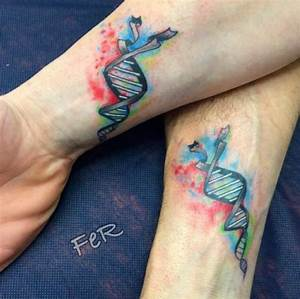 22 Awesome Sibling Tattoos for Brothers and Sisters ...