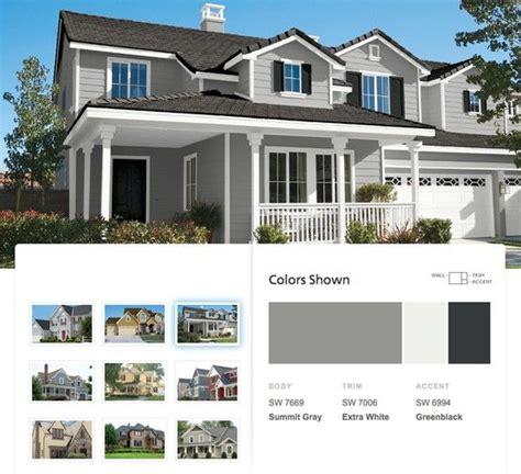 208 best paint exterior colors images on